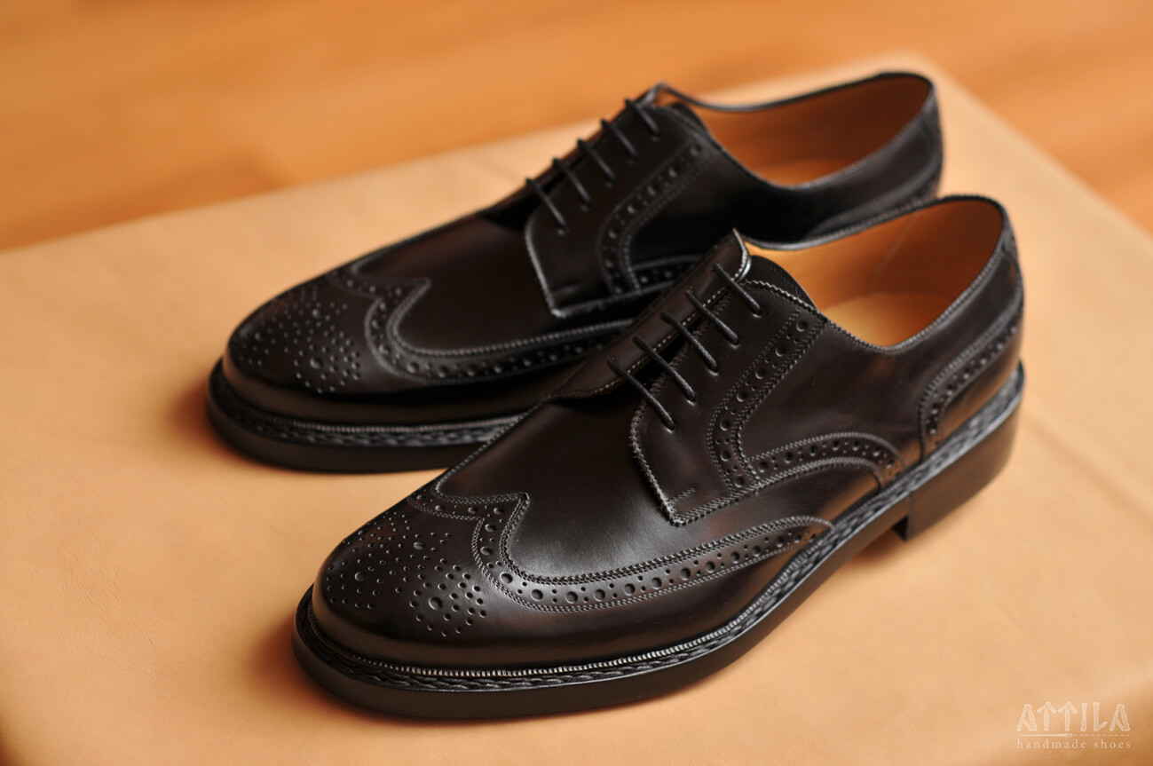 Classic_Derby Full Brogue Budapest 2