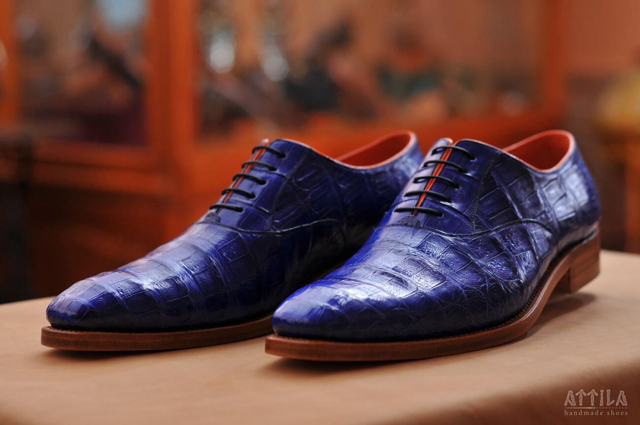 5. Crocodile shoes