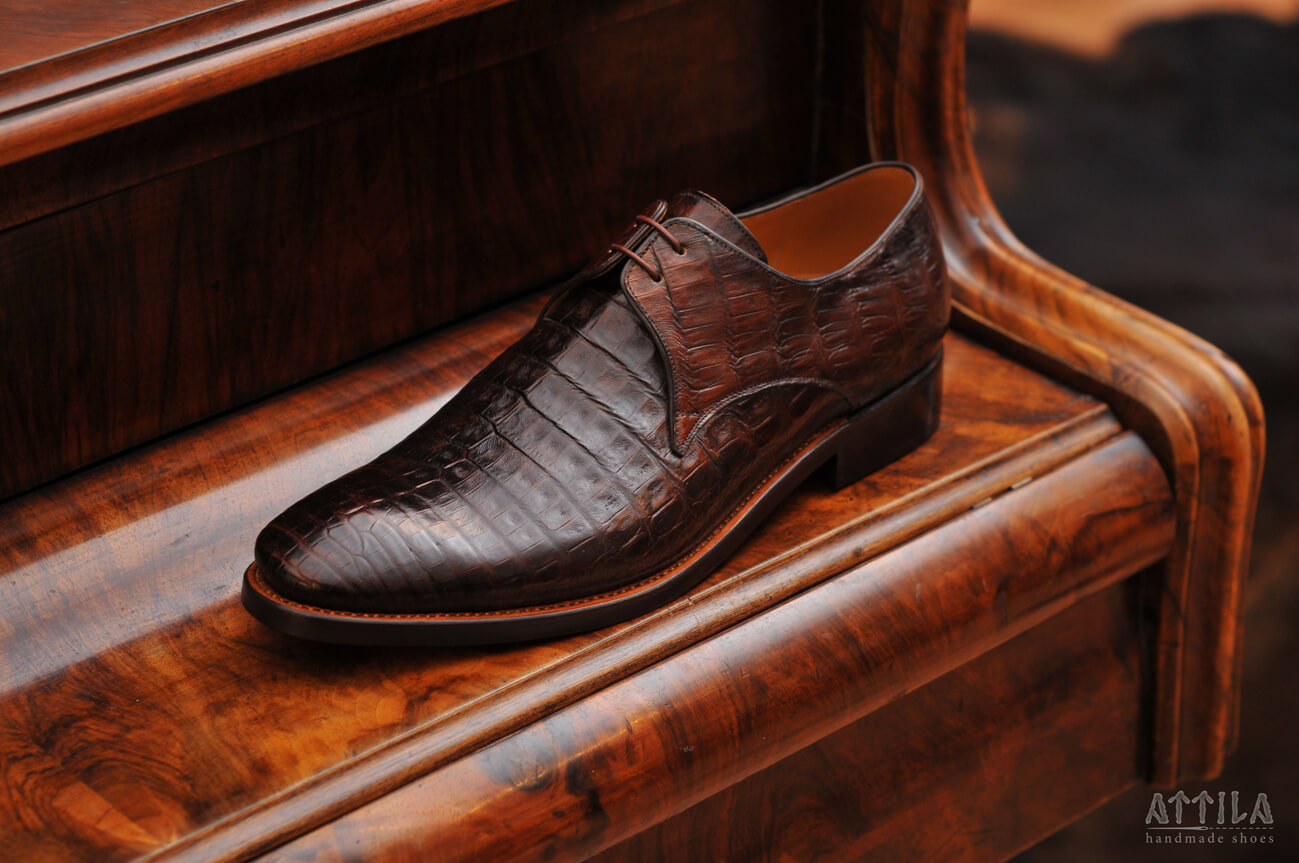 8. Crocodile shoes