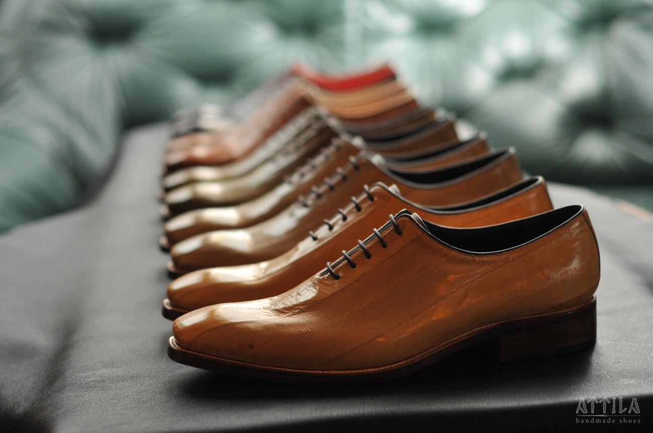 17. Goodyear eel shoes