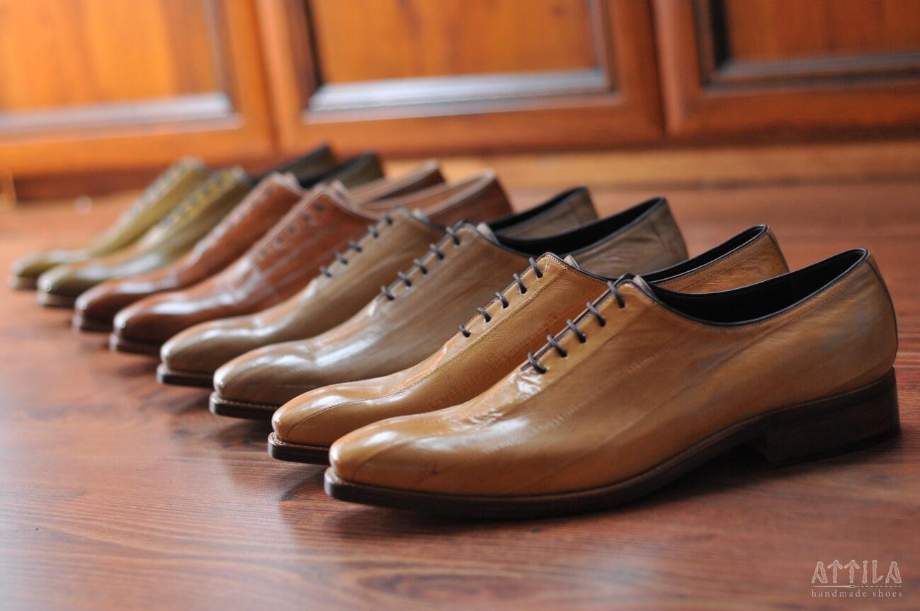15. Goodyear eel shoes