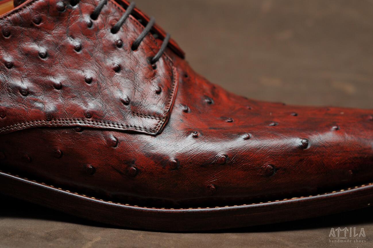 18. Ostrich shoes