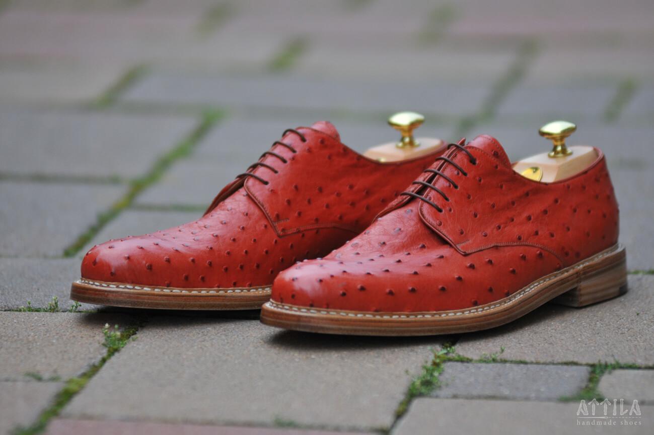 19. Ostrich shoes