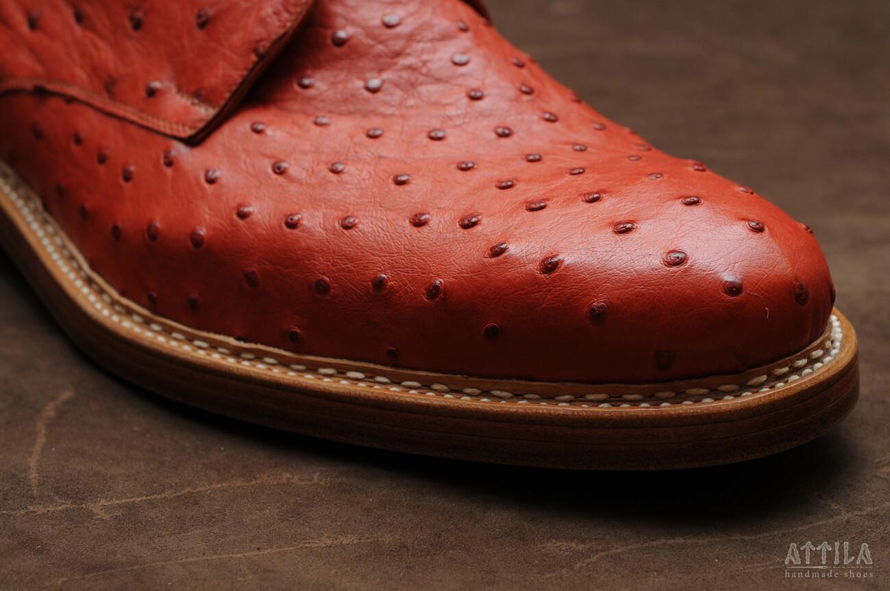 20. Ostrich shoes