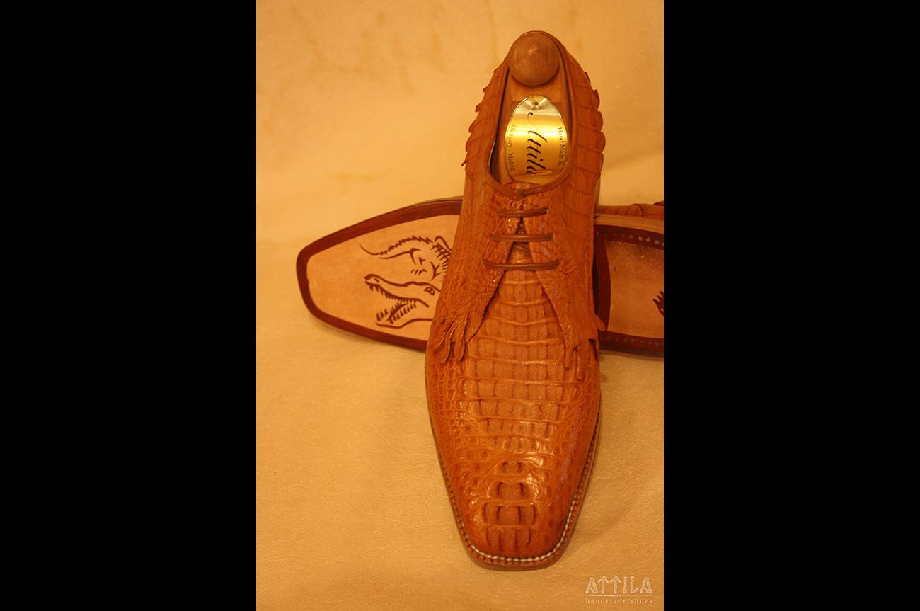 Silver award 2007 | Crocodile shoes