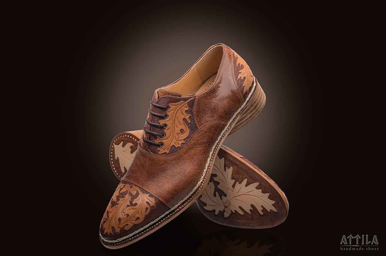Golden award 2019 | Oak leaves shoes