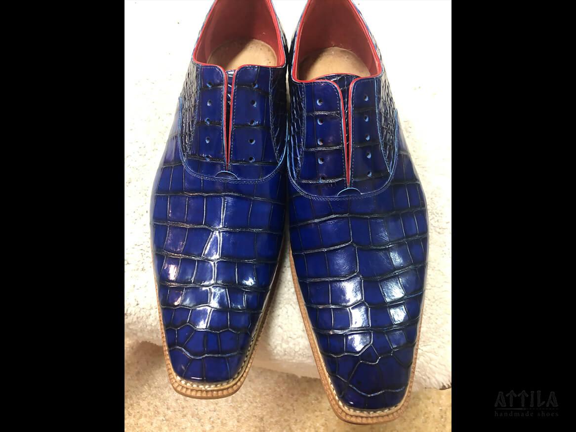 A kész cipő / The completed shoes
